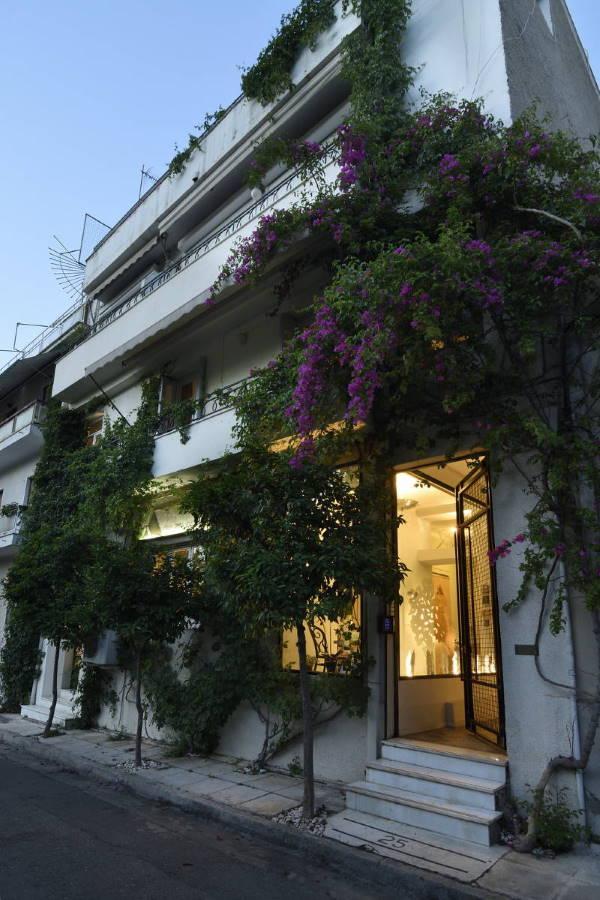 Αθήνα- Πράσινα κτήρια (9)