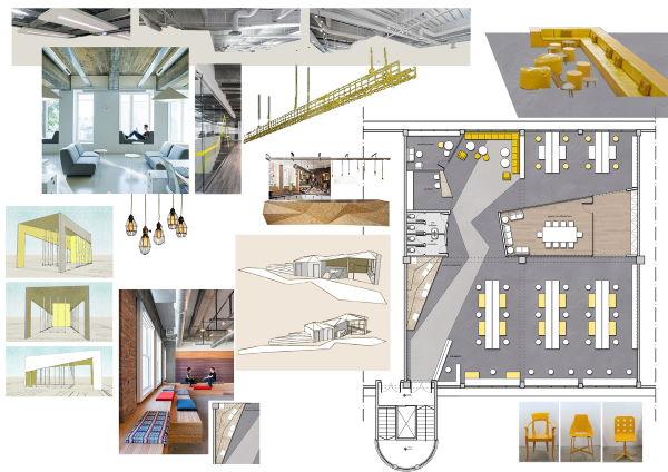 Διαμόρφωση χώρων γραφείων σε βιομηχανικό κτήριο 5